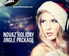 Novaz Holiday Jingle Package