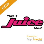 This Is Juice: New branding for Cork's hit music station!